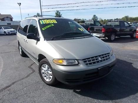 1999 Plymouth Voyager Grand SE - Wholesale Car Company, Nixa Missouri