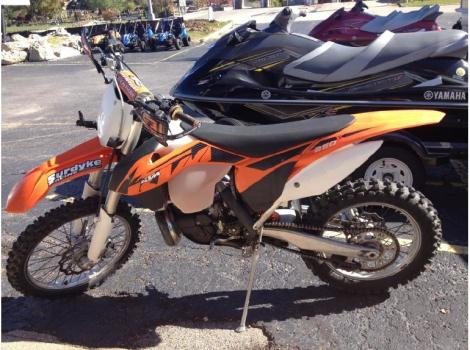2013 Ktm 250 Xc Motorcycles for sale