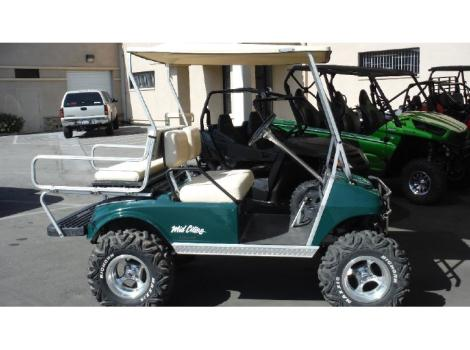 2004 Club Car CUSTOM GOLF CART