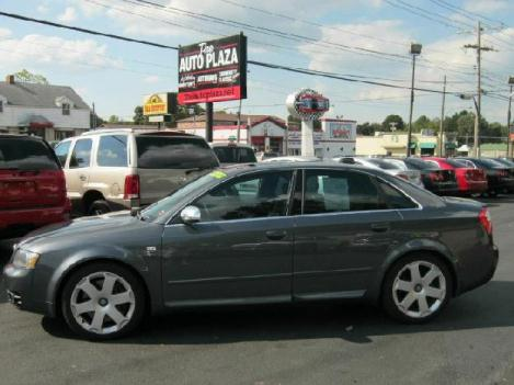 2004 Audi S4 - Current to Classic Autos LLC, Springfield Missouri