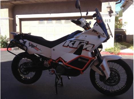 2013 KTM 990 ADVENTURE BAJA LIMITED EDITION