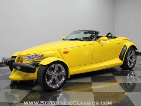 2000 Plymouth Prowler for: $27995