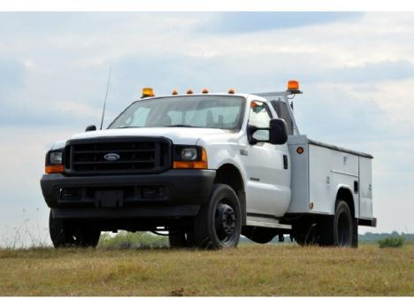 2001 Ford F450