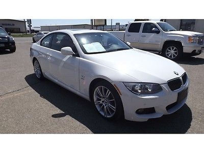BMW : 3-Series 328i xDrive TipTronic M Sport All Wheel Drive One Owner White Paint Red Leather Low Miles