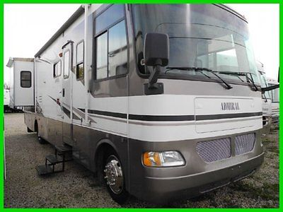 2006 Holiday Rambler® Admiral 36DBD Used TWO BATHROOM DOUBLE BATH MOTOR HOME RV