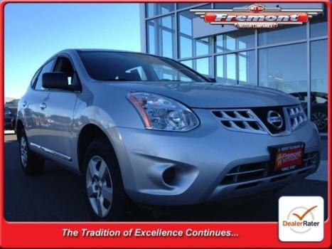 2013 Nissan Rogue Sport Utility S