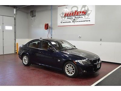 BMW : 3-Series 328i xDrive Blue All Wheel Dive Navigation Leather Loaded Auto Transmission