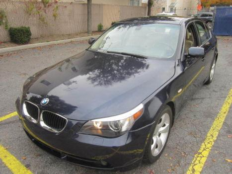 BMW : 5-Series 4dr Sdn 530i New Trade only 108k loaded looks and runs great warrantee