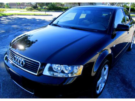Audi : A4 4dr Sdn 1.8T **Beautiful 2005 AUDI A4 1.8T Quattro 80k Orig Miles!! CLEAN!