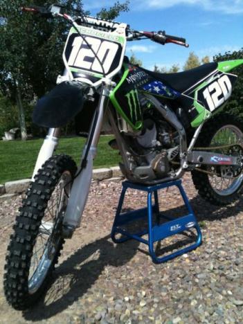 2004 KX 250F