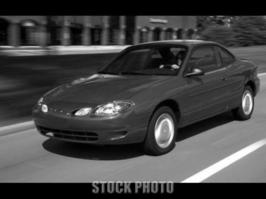 Used 2001 Ford Escort ZX2