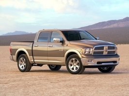 Used 2009 Dodge Ram Pickup 2500
