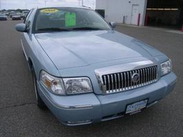 Used 2008 Mercury Grand Marquis GS