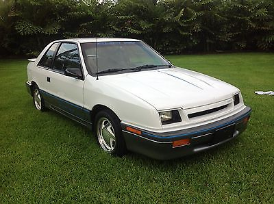 Shelby : Csx-t thrifty Shelby 1988 shelby csx t owned by carrol shelby super mint condition no reserve