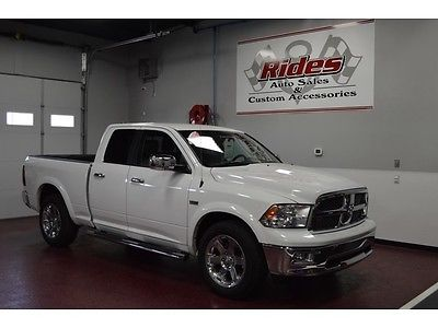 Ram : Other Laramie One Owner 4x4 Truck Leather Navigation Loaded Auto Transmission
