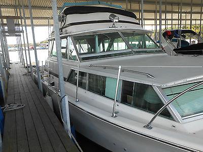 1970 Bertrum Yacht
