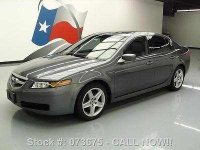 Acura : TL SUNROOF 2006 acura tl automatic sunroof xenons alloy wheels 75 k 073675 texas direct