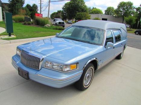 Lincoln Hearse Cars For Sale