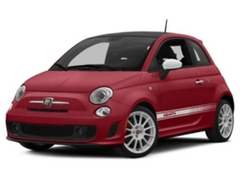 New 2015 Fiat 500 Abarth