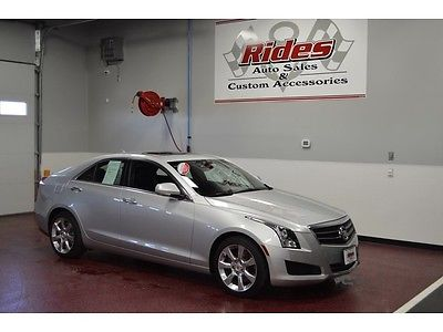 Cadillac : Other One Owner Clean Title Black Leather Loaded Navigation Heated Seats Nice Wheels
