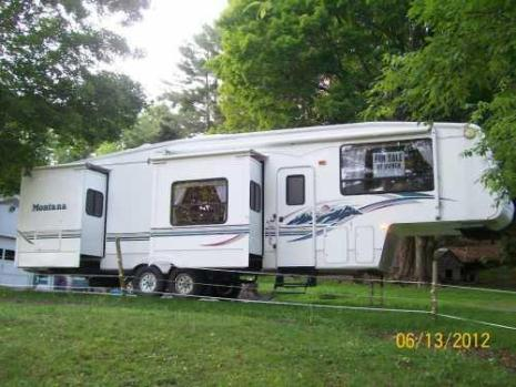 2003 Keystone Montana FL3655 5th Wheel