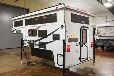 New 2015 SS1500 Lightweight Lite Pop Up Slide In Pickup Truck Camper for Sale