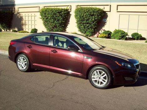 2011 Kia Optima LX Tempe, AZ