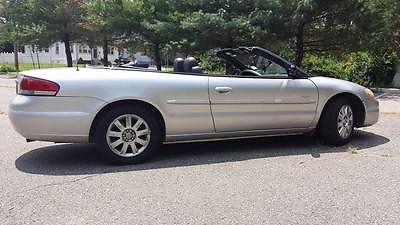 2004 chrysler sebring convertible cars for sale. Black Bedroom Furniture Sets. Home Design Ideas