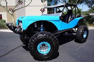 Ford : Bronco Ford Bronco 1973 custom 1 of a kind off road rock crawler dune buggy sand car trail sandrail