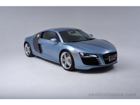 Audi : R8 4.2 Quattro FSI R-Tronic coupe, 1k miles, brand NEW, 430HP
