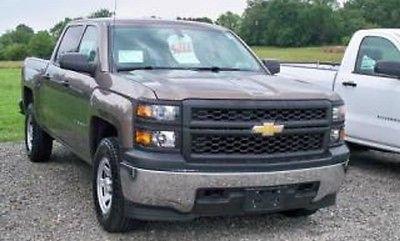 Chevrolet : C/K Pickup 1500 CK 15543 Work Truck 2014 chevrolet silverado 1500 crew cab 4 wheel drive work truck demo 3035 miles