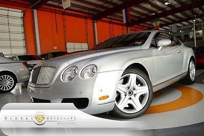 Bentley : Continental GT GT AWD 04 bentley continental gt awd 19 k navigation parking sensors heated sts