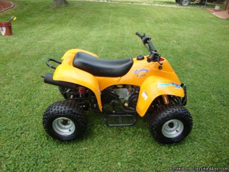 50cc Four Wheeler / Atv Large frame