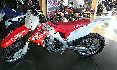 Honda : CRF 2009 honda crf 450 r excellent condition lots of upgrades motorcross or woods
