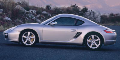 2007 Porsche Cayman S Base Union, NJ