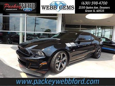 Ford : Mustang GT Premium 2014 saleen s 302 mustang 5.0 l only 2043 miles