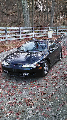 Mitsubishi : Eclipse GS Hatchback 2-Door 1995 mitsubishi eclipse only 32 000 miles parts or repair