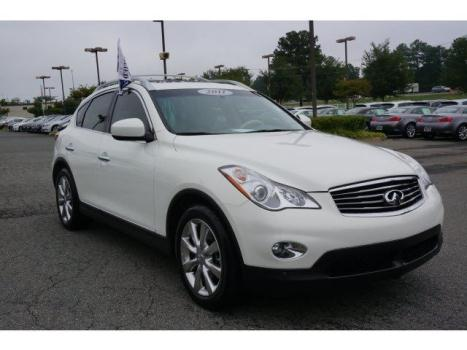 2011 INFINITI EX35 Base 4dr Crossover