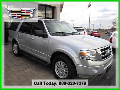 Ford : Expedition XLT 4 x 4 four wheel drive leather sunroof rear seat entertainment alloy wheels