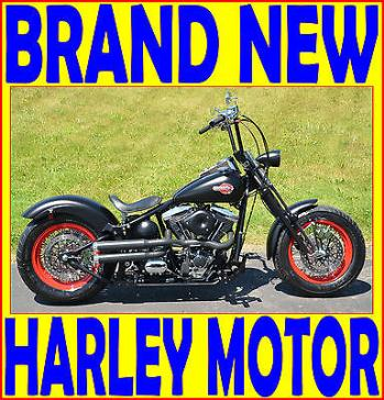 American Classic Motors : 200 TIRE BOBBER CHOPPER SOFTAIL AMERICAN CLASSIC MOTORS ACM HARLEY EVO POWERED 200 TIRE BOBBER CHOPPER SOFTAIL