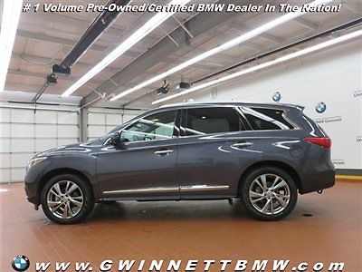 Infiniti : J30 FWD 4dr FWD 4dr Low Miles SUV Automatic Gasoline 3.5L V6 Cyl Diamond Slate