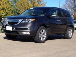 Used 2012 Acura MDX Base w/Tech