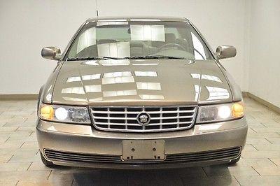 Cadillac : Seville Luxury SLS w/Monochrome Pkg 2001 cadillac seville low miles chrome vogue tires