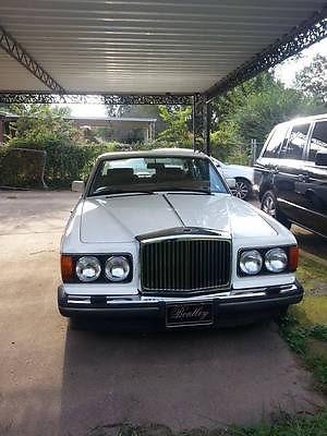 Bentley : Mulsanne S Sedan 4-Door 1990 bentley mulsanne s sedan 4 door 6.7 l
