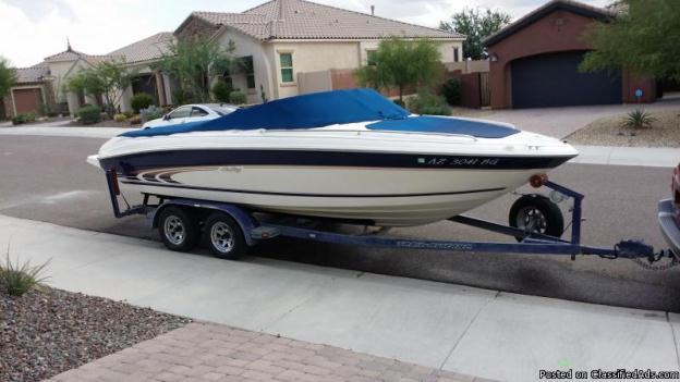 1997 Sea Ray 210 Signature Bow Rider - Excellent Condition