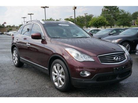 2011 INFINITI EX35 AWD Base 4dr Crossover
