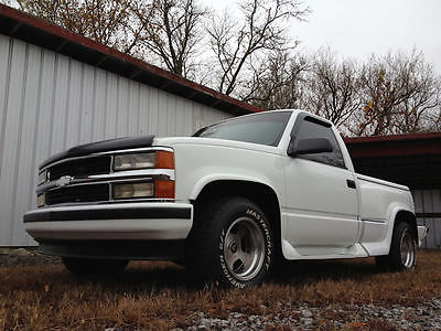 Chevrolet : C/K Pickup 1500 MARK III CONVERSION 1993 chevrolet c 1500 step side pickup truck mark iii conversion