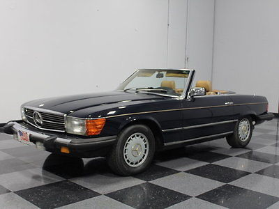 Mercedes-Benz : Other LOW OWNERSHIP, SOUTHERN 380SL, EURO-SPEC HEADLIGHTS, LOADED, RUNS & DRIVES GREAT