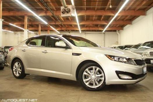 2013 Kia Optima EX Seattle, WA