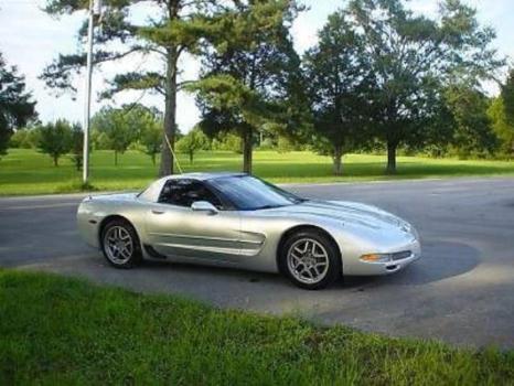 Chevrolet Corvette 65554 miles
